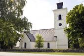 Simtuna kyrka, Fjärdhundra, Uppsala län