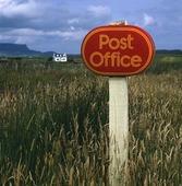 Postkontor, Skottland