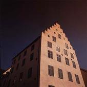 Byggnad i Visby, Gotland