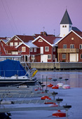 Vinter Skärhamn, Bohuslän
