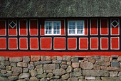 Korsvirkeshus i Danmark