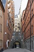 Tunnelgatan i Stockholm