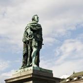 Karl XIII:s staty i Kungsträdgården