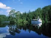 Dalslands kanal vid Billingefors
