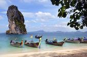 Koh Poda Beach, Thailand
