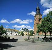 Stortorget i Falun, Dalarna