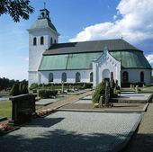 Fjärås kyrka, Halland