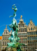 Staty i Antwerpen, Belgien