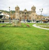 Katedralen i Cuzco, Peru