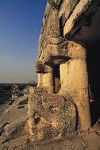 Krigarnas tempel i Chichen Itza, Mexico