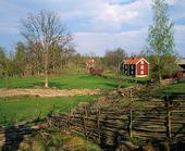 Stensjö by, Småland