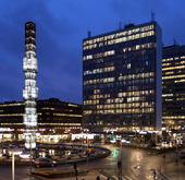 Sergels torg, Stockholm City