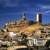 Uncastillo, Spanien