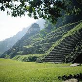 Palenque i Chiapas regnskogar, Mexico