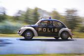 Veteranbil, Volkswagen polisbil
