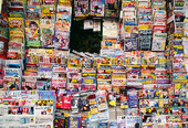 Tidningskiosk