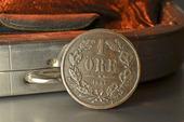 1 öres mynt 1865