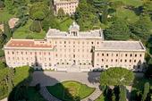 Påvens residens i Vatikanstaten