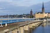 Tunnelbanan, Gamla stan, Stockholm.