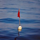 Flöte för fiskeredskap