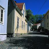 Kvarnbyn i Mölndal, Västergötland