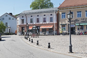 Stora torget i Gamleby, Småland