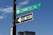 Commercial street, Boston