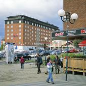 Centrala Kiruna, Lappland