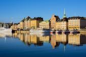 Stockholm, tidig morgon