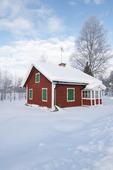 Sommarstuga stängt för vinter