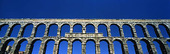 Roman Aqueduct at Segovia, Spain