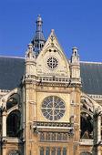 St Eustache i Paris, Frankrike