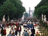 Folkliv i Paris, Frankrike