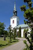 Tidaholms kyrka i Västergötland