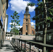 Kristine kyrka i Falun, Dalarna