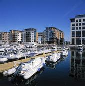 Inre hamnen, Malmö
