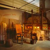 Surte glasmuseum, Västergötland