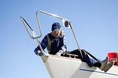 Renovering av båtdäck