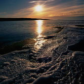 Isig havskust
