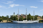 af Chapman, vandrarhem i Stockholm
