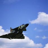 Militärflygplan, JA37 Viggen