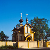 Ortodoxa kyrkan i Torneå, Finland