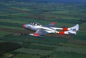Veteranflygplan, Vampire De Havilland