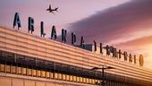 Arlanda flygplatsterminalen, Stockholm