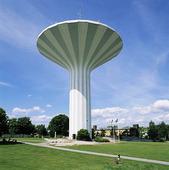 Vattentorn i Örebro, Närke