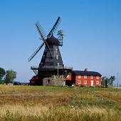 Väderkvarn vid Särdal, Halland