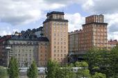 St Eriksbron i Stockholm