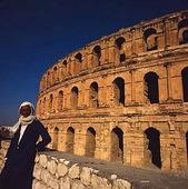 Romersk teater, Tunisien