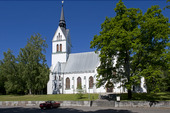 Skutskär kyrka i Uppland