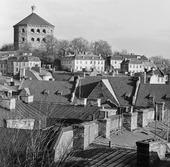 Takåsar vid Skansen Kronan, Göteborg 1960 talet